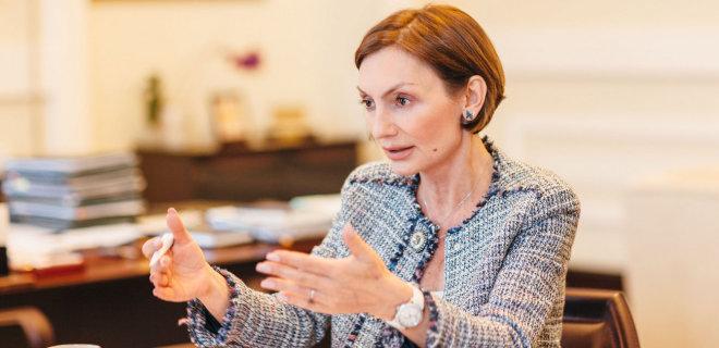 Рожкова опровергла информацию о проигрыше в суде дела о выговоре от Совета НБУ  - Фото