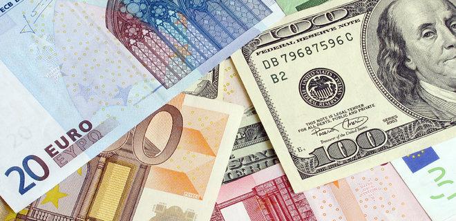 Курс НБУ: евро снова подорожал, а доллар - подешевел