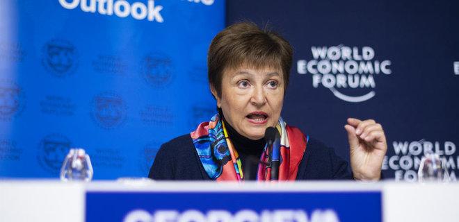 МВФ улучшит прогноз восстановления мировой экономики. Что повлияло - Фото