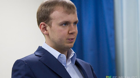 Украина ввела санкции против Курченко