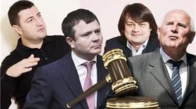Битва титанов: НБУ против Бахматюка, Жеваго, Лагуна и Климова