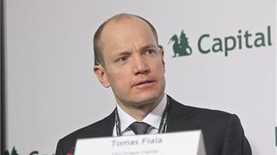 Фиала: Если МВФ даст деньги, риск девальвации будет низким