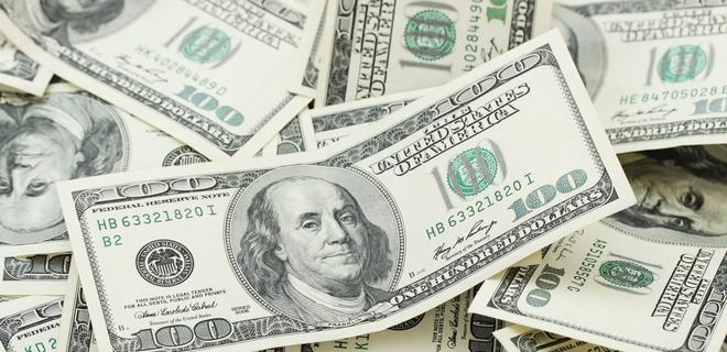 Межбанковский курс доллара: данные торгов