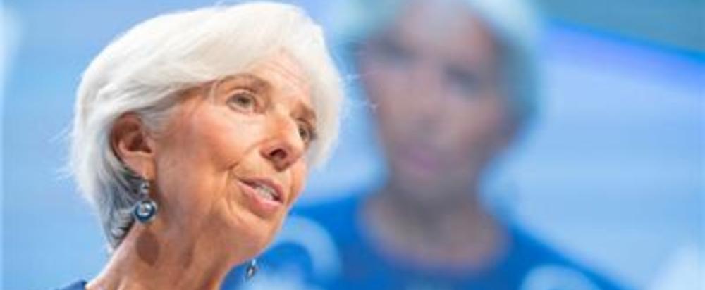 Глава МВФ не испытывает беспокойства по поводу биржевых колебаний