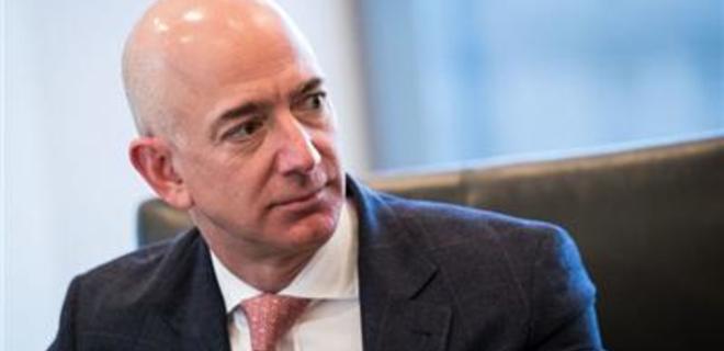 Основатель Amazon за день разбогател на $1 млрд