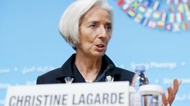 Мировой торговой системе угрожает развал - глава МВФ