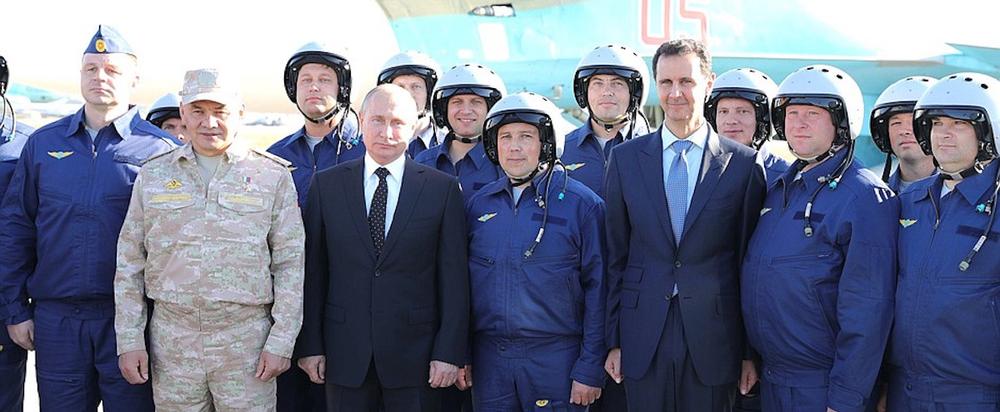 Под санкции США попал расчетный банк между Россией и Сирией