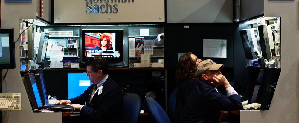Goldman Sachs прогнозирует, что гривня укрепится до 25 грн/долл