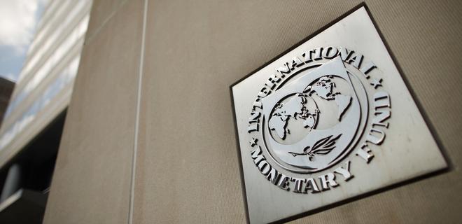 Украина выплатила МВФ $368 млн