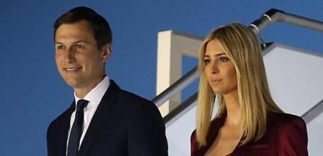 Дочь и зять Трампа стали богаче на десятки миллионов долларов